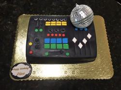 Disco Sound Board