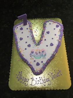 Violets Hatchables