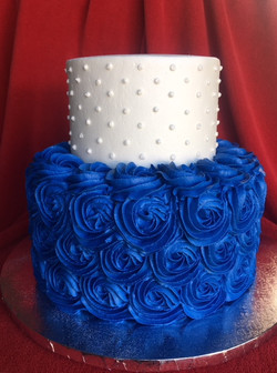 Bridal Shower - Royal Rosette