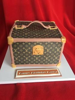 Louis Vuitton Suitcase