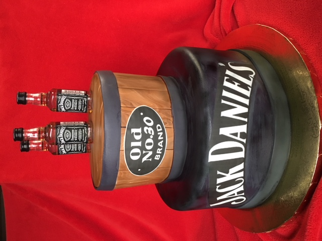 Jack Daniels Barrel n Drum