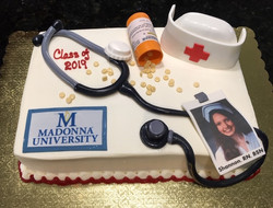 Madonna Nurse Grad