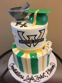 Wayne State Grad