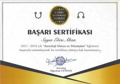 Oğuzhan Ceyhan - Astroloji, Simya ve Dönüşüm Eğitimi 2018