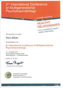 Prof. Dr. Franz Ruppert Konferans Katılımı 2014