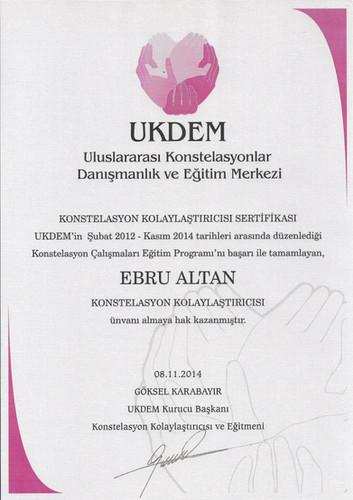 Göksel Karabayır - Türkiye Konstelasyon Çalışmaları Eğitimi