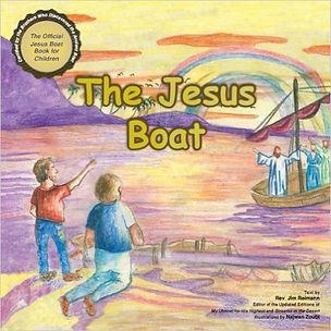 The Jesus Boat Book Cover