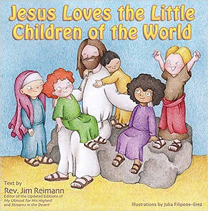 Jesus loves the little children of the world book cover