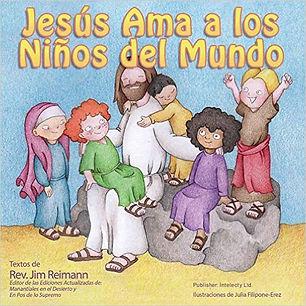 Jesús ama a los niños del mundo