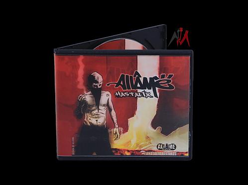 Allâme - Hastalık (CD)