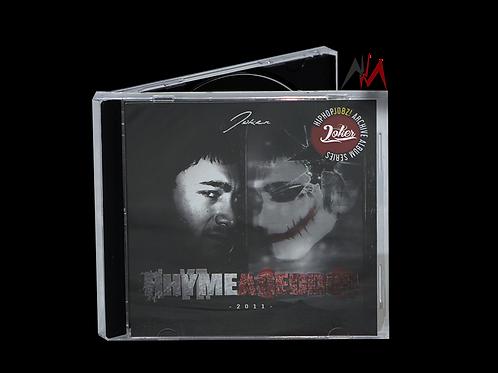 Joker - Rhymeageddon (CD)