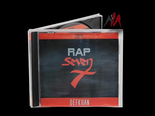 Defkhan - Rap Seven (CD)
