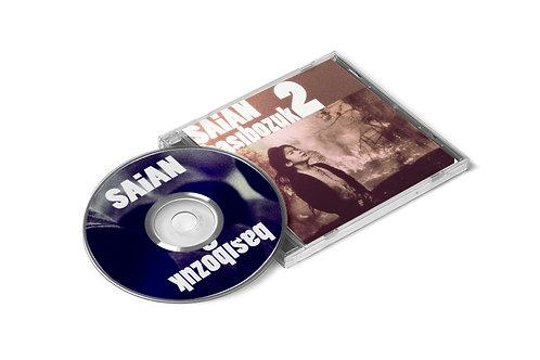 Saian Sakulta Salkım - Başıbozuk 2 (CD)