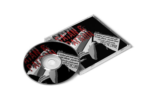 Saian Sakulta Salkım & Patron - Yazgı ve Zafer (CD)