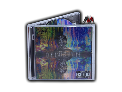 Cegıd - Delüzyon (CD)