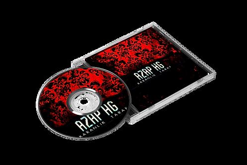 Azap HG - Karanlık Taraf (CD)