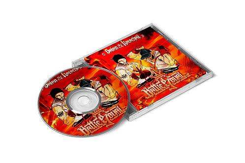 Saian Sakulta Salkım & Karaçalı - Battle Royal (CD)