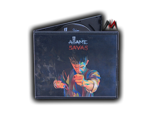 Allâme - Savaş (CD)