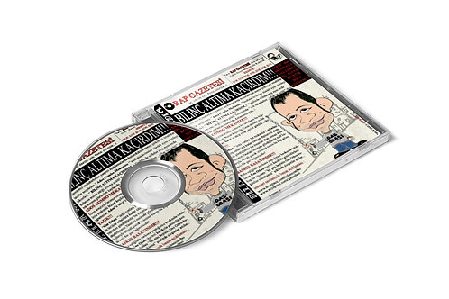 Ados - Bilinç Altıma Kaçırdım (CD) (Sınırlı Stok)