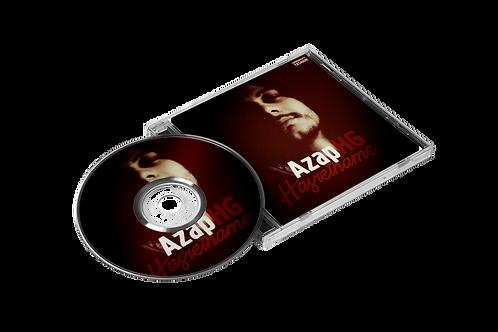 Azap HG - Hasretname (CD)