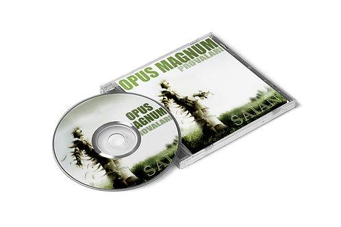 Saian Sakulta Salkım - Opus Magnum Provaları (CD)