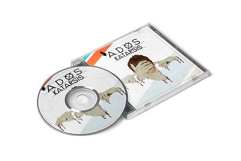 Ados - Katarsis (CD) (Sınırlı Stok)