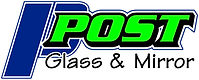 Post Glass and Mirror Logo