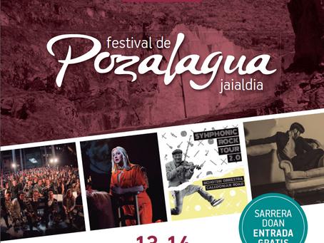FESTIVAL DE POZALAGUA JAIALDIA