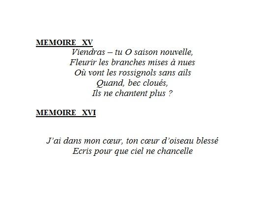 mémoires  15
