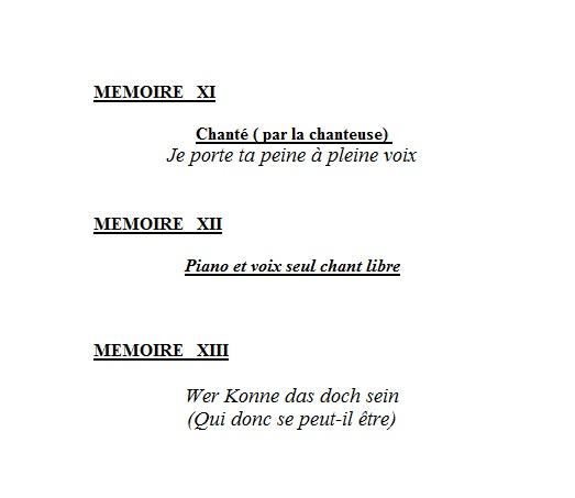 mémoires 11 12 13