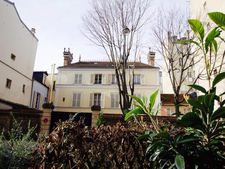 Circuit 5km -Village d'Auteuil -16e arr.