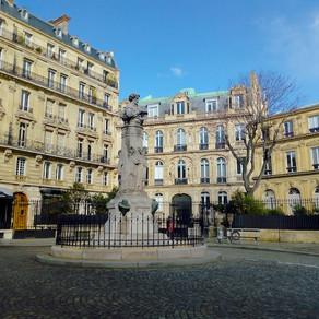 Dimanche 17 mars  Rando dans l'arrondissment le plus dandy de Paris