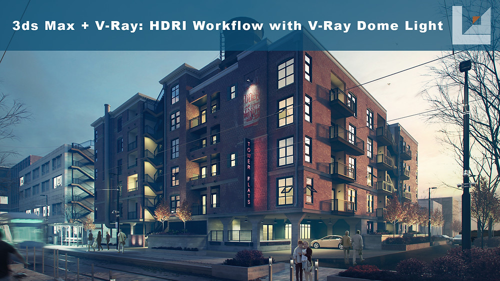 V-Ray HDRI tutorial