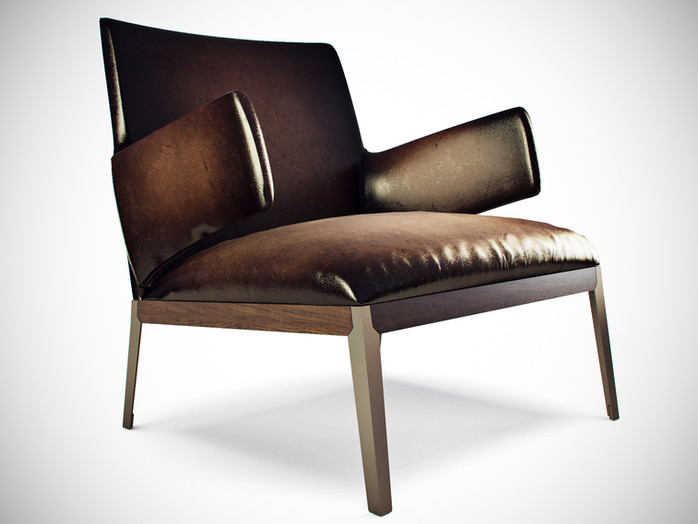 3d Furniture With 3dsMax and Vray