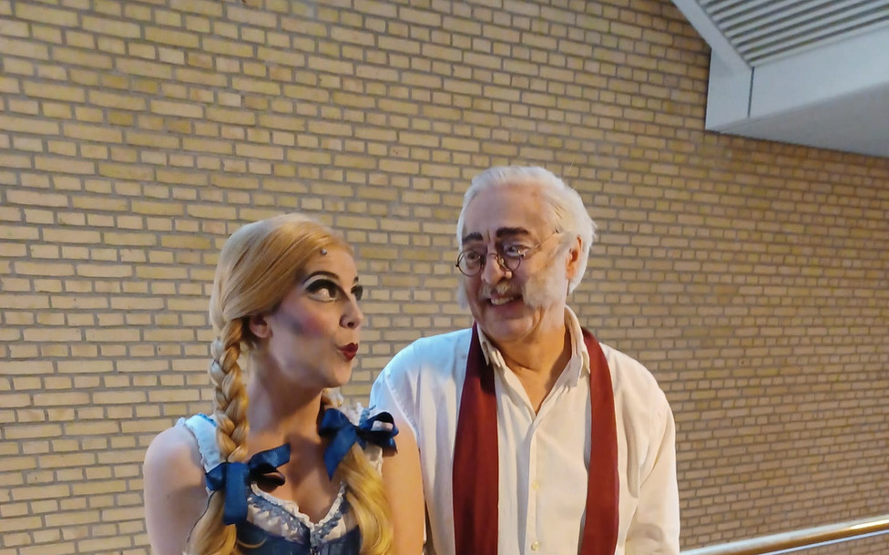 Inkognito Royal, Den Jyske Opera 2021