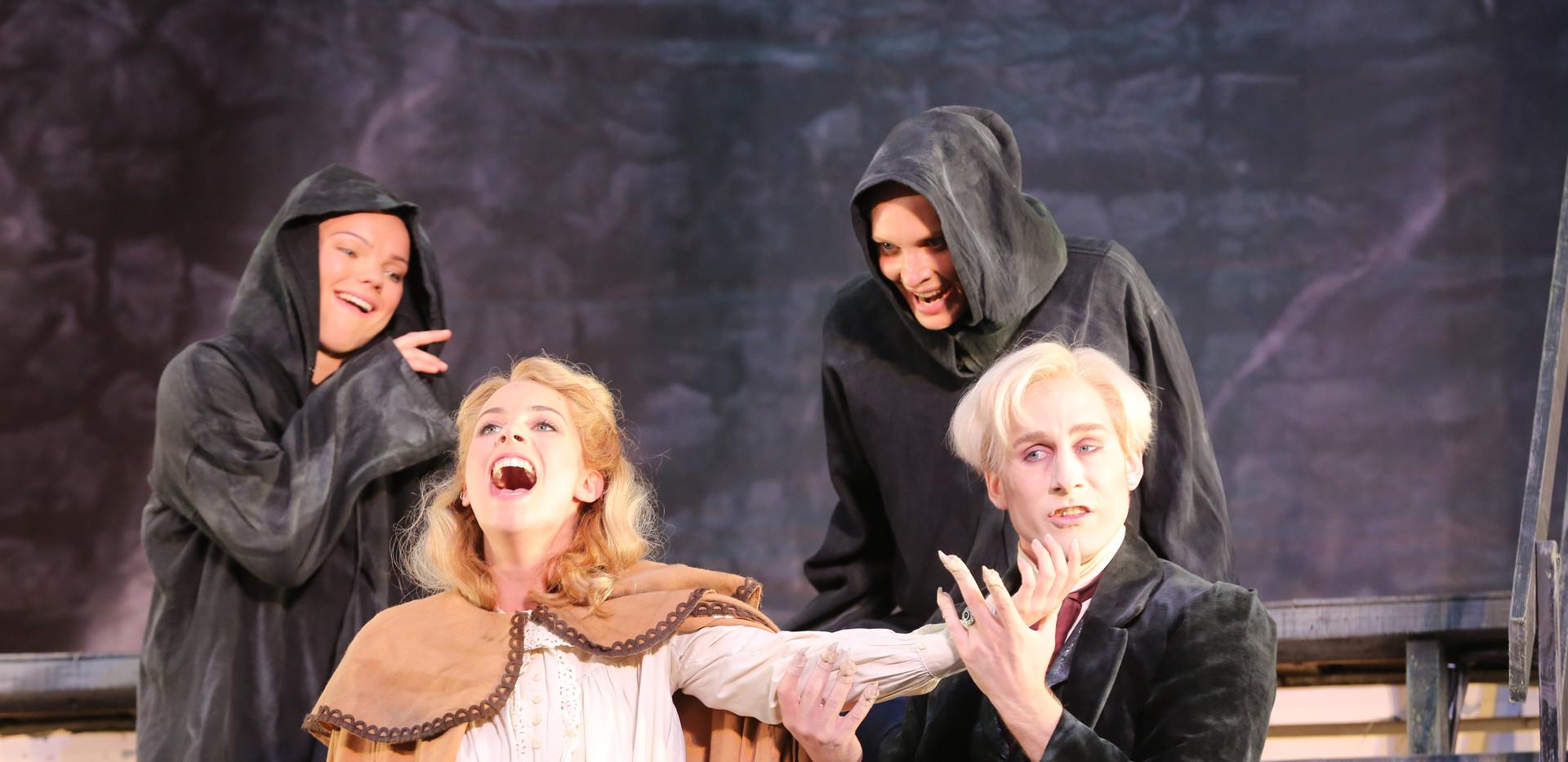 Vampyren Läckö Slott 2018