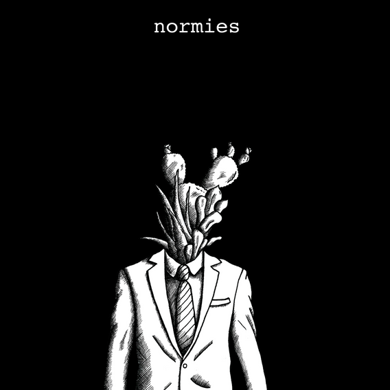 Album cover for Normies