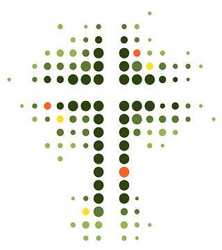 Logo Cross Sion mosaique evangélique eglise
