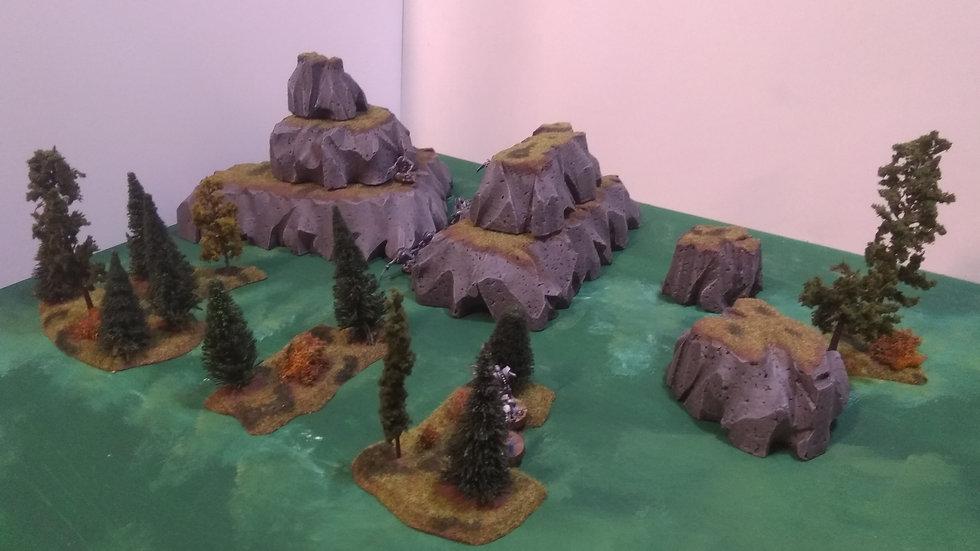 Skirmish Battlefield box Nr. 1
