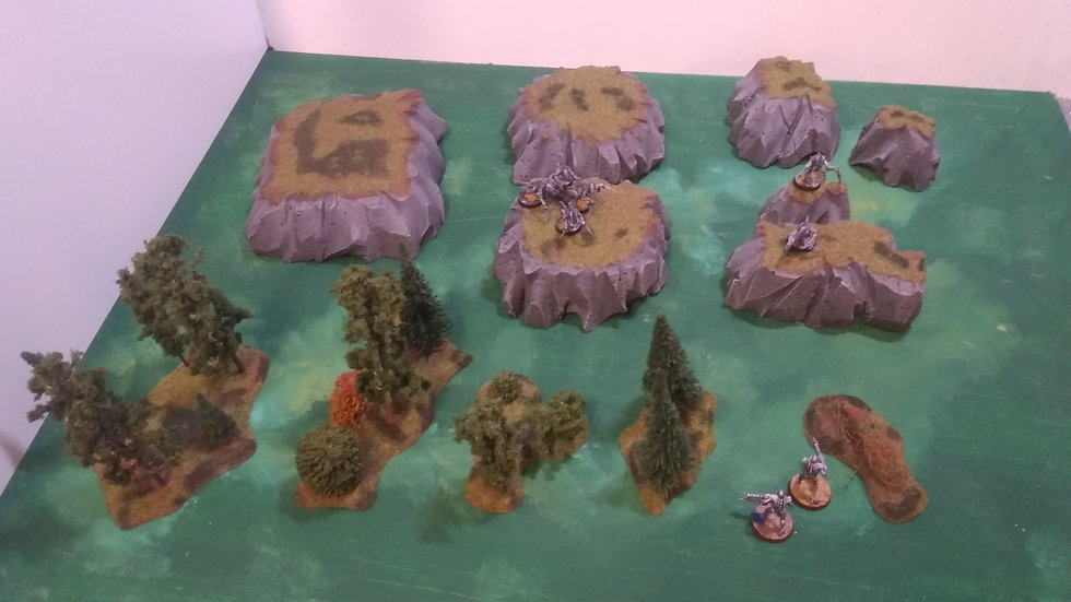 Skirmish Battlefield box Nr.2