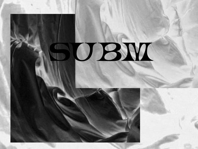 SUBM __ Lookbook 2020