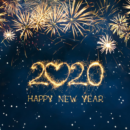 Let's Have an Amazing New Year!
