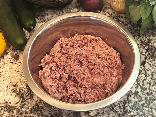 Albright's Turkey Recipe (Egg-Free!)
