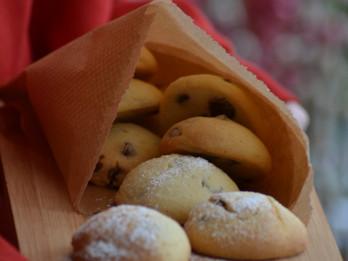 Krasuljice /Chocolate Chip Cookies