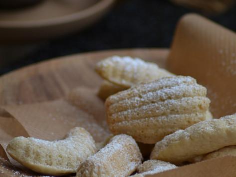 Mamine Šape /Vanilla Cookies