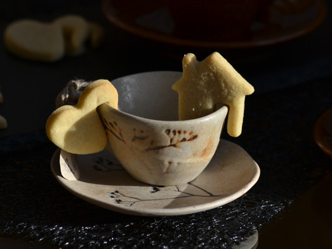 Vanila Keksici /Vanilla Shortbread