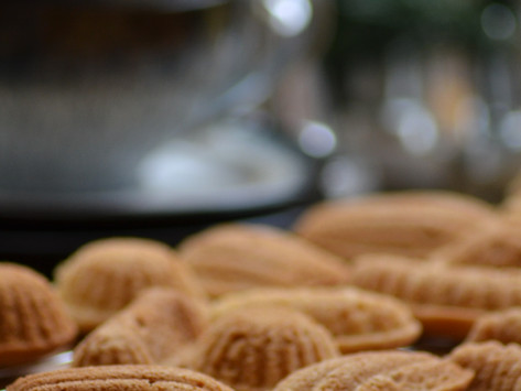 Medene Šape / Honey Cookies