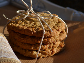 Keksi od Kikiriki Maslaca /Peanut Butter Cookies