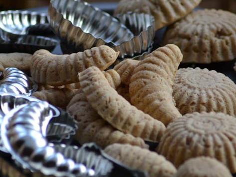 Šape sa Orasima / Walnut cookies