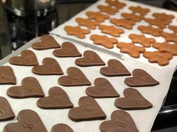 Venac od Medenjaka/Gingerbread Garland
